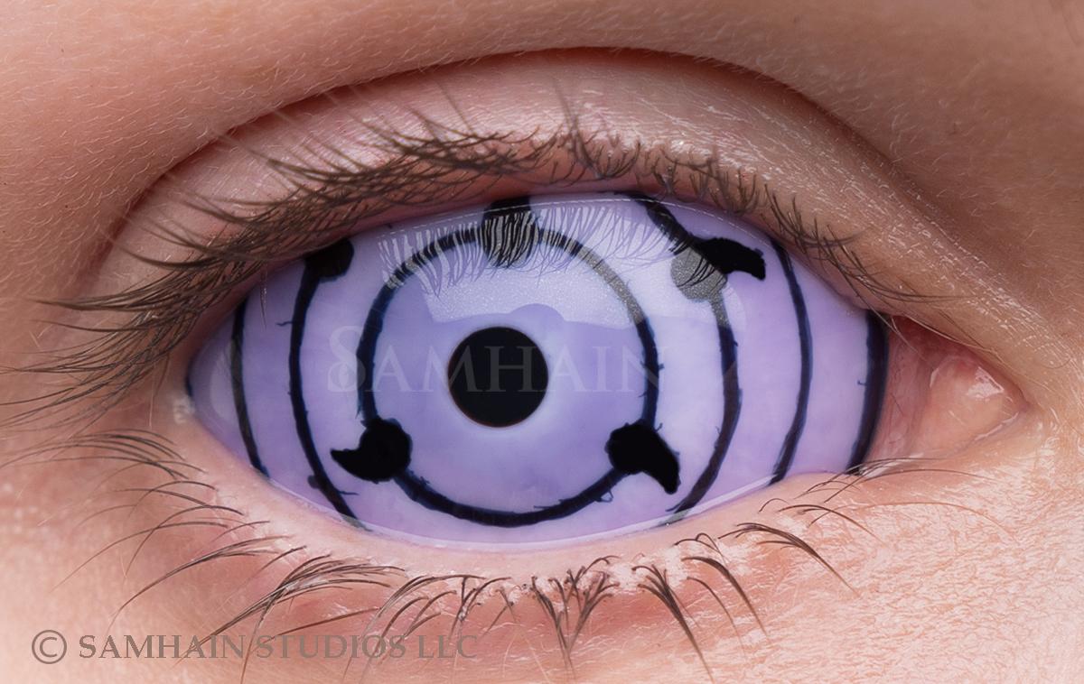 Sasuke Rinnegan Single Lens